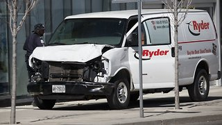 Toronto Van Attack Suspect Charged With First-Degree Murder - Video