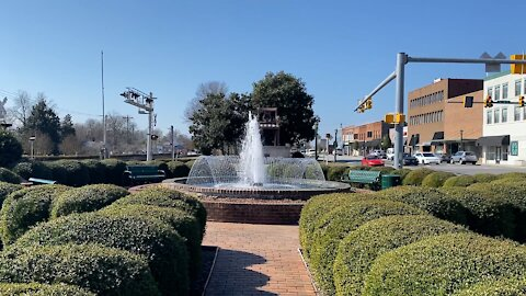 Alright, Let's explore Thomasville, NC, and The Big Chair