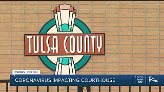 Tulsa County Courthouse Still Serving Community