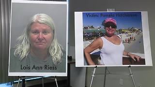 Formal indictment of Lois Riess - Video