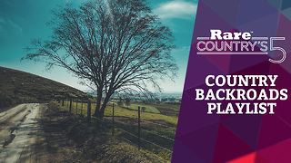 Country Backroads Playlist | Rare Country's 5 - Video