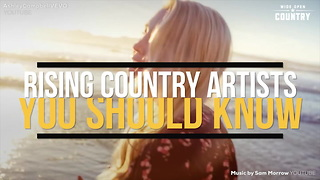 Rising Country Artists 2018