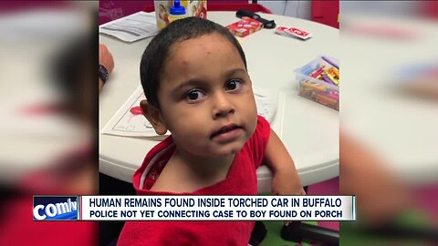 3-year-old boy found sleeping on stranger's porch, police in contact with grandparents