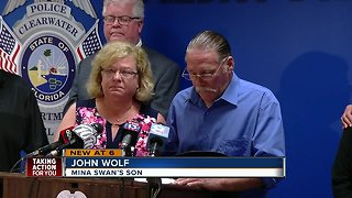 Family increases reward amount to help find killer of Clearwater couple - Video