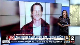 Suspect in 1975 slayings of Maryland sisters expected to plead guilty - Video