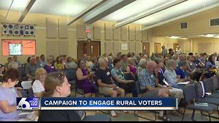 Campaign to engage rural voters - Video
