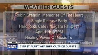 Weather Outside Guests 0410 - Video