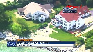 Help on the way for Lake Michigan bluff erosion victims - Video