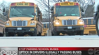 Baltimore County schools urging drivers to stop when behind buses - Video