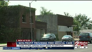 New health clinic to offer free services for uninsured