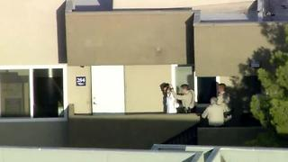 Suspect arrested in ATM robbery in Las Vegas - Video