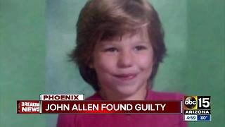 Man found guilty of killing 10-year-old girl - Video