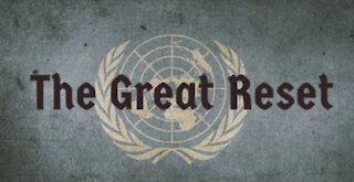 The Great Reset: Agenda 2030