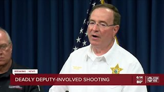 Man dead amid officer-involved shooting in Winter Haven, sheriff says