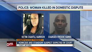 Ft. Myers man charged with murder after domestic dispute - Video