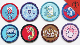 Stuff You Should Know: Internet Roundup: Ongoing Human Evolution & Unauthorized Merit Badges - Video