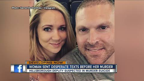 Sheriff: Hillsborough County deputy shoots & kills his wife before committing suicide