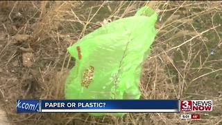 City considering ban on plastic bags - Video