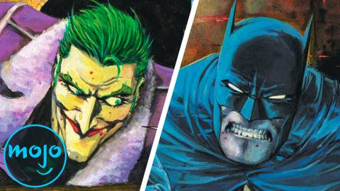 Top 10 Times Superheroes Worked with Villains