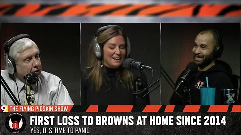 After embarrassing loss to Browns, can the Bengals win another game this season | Flying Pigskin Podcast (11/26/18)
