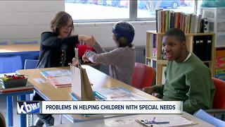 Problems in helping children with special needs - Video