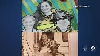 Boynton Beach removes 2 officials after mural altered to remove black faces