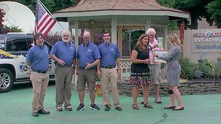 Weather Guests 07/23 - 5:30pm - Video