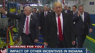 How does Trump's Carrier deal compare to Obama's auto bailout?