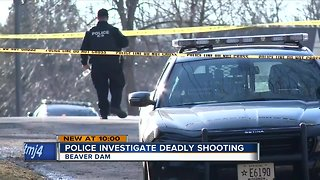 Beaver Dam police investigating 'suspicious death' after shooting Saturday afternoon