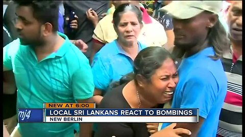 Sri Lankans in Wisconsin express dismay at Easter Sunday bombings