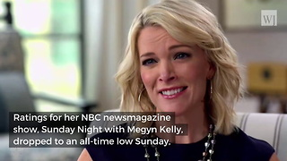 'Sunday Night With Megyn Kelly' Continues Its Ratings Plunge - Video