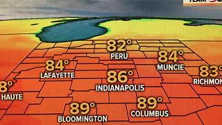 Plenty Of Sun Today - Warm & More Humid - Video