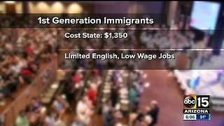 How would Arizonans be affected by legal immigration? - Video