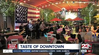 Taste of Downtown Bakersfield - Video