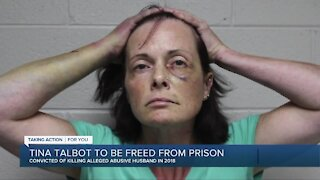 Tina Talbot to be released from prison Tuesday