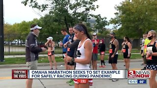 Omaha Marathon Seeks to Set Example for Safely Racing During Pandemic