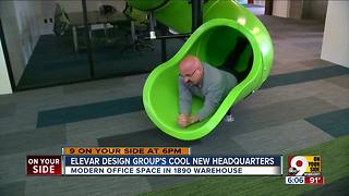 No place to Showplace: Take a tour of Elevar Design Group's cool new headquarters - Video