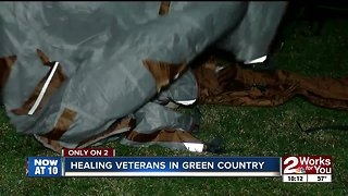 Healing veterans in Green Country