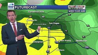 13 First Alert Las Vegas weather updated March 6 morning - Video