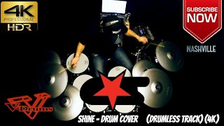 Collective Soul - Shine - Drum Cover - Drumless Track