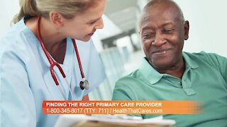 Humana talks about building a better relationship with your primary care provider