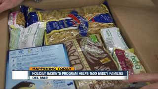 CRC Helps North County Families Have Happy Holiday