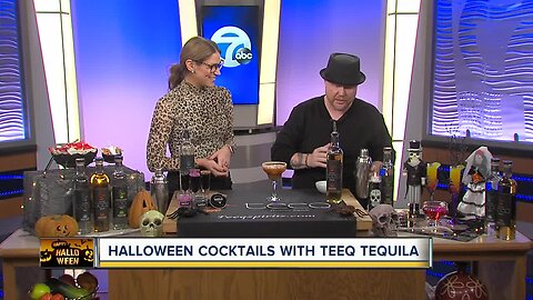 Teeq Tequila wishes you a Happy Halloween