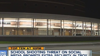 Threat at school - Video