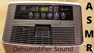 Dehumidifier White Noise Sounds for Sleeping ~ ASMR ~ 3 Hours