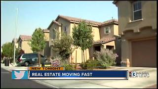 Thousands moving to Las Vegas increases rent - Video