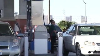 Las Vegas gas prices increase 6.9% in the past week - Video