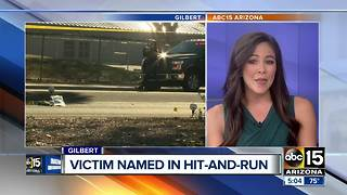 Woman identified in Gilbert hit-and-run - Video
