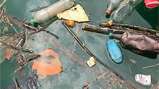 Why plastic pollution winds up in oceans