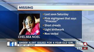 Amber Alert Issued for Young Girl - Video